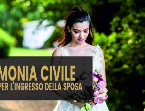 Cerimonia civile. 10 brani per l'ingresso della sposa